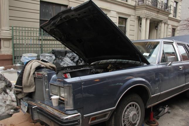 Vintage Car Lincoln